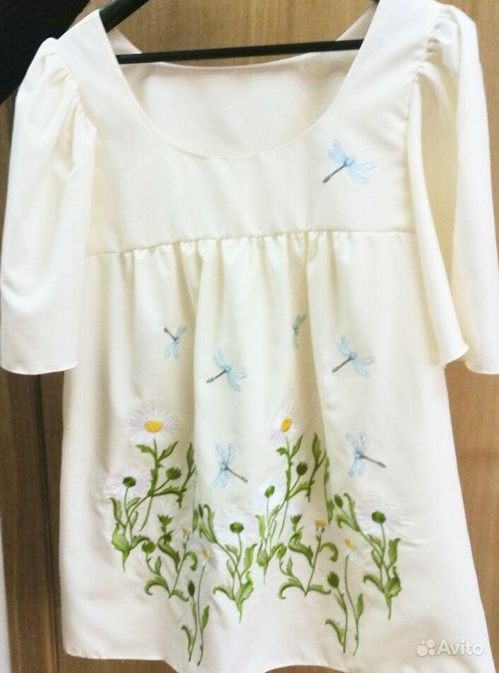 Купить Блузку Для Вышивки