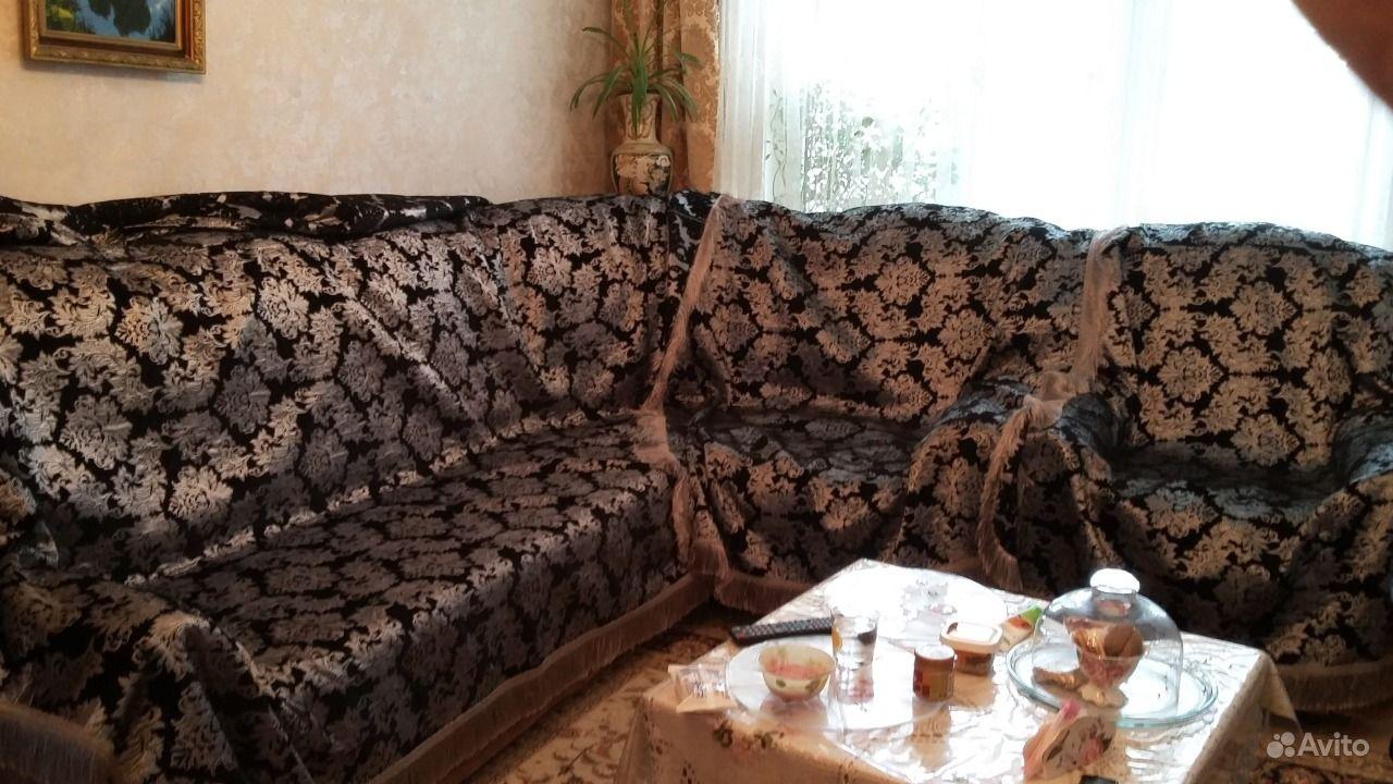 Пледы на диваны и кресла своими руками