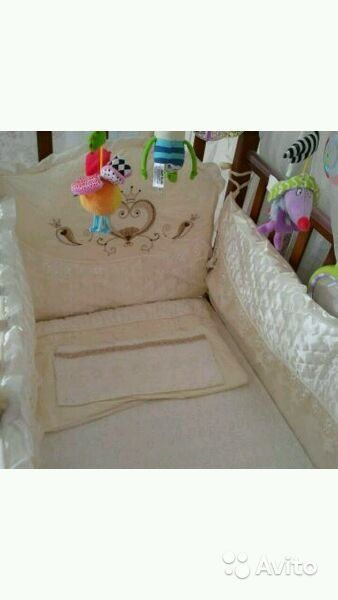 Детская кроватка. Ханты-Мансийский АО, Сургут