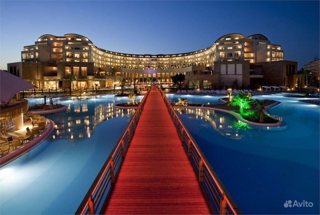 10 дней Kaya Palazzo Golf Resort 5 Ультра Всё. Ростовская область,  Ростов-на-Дону
