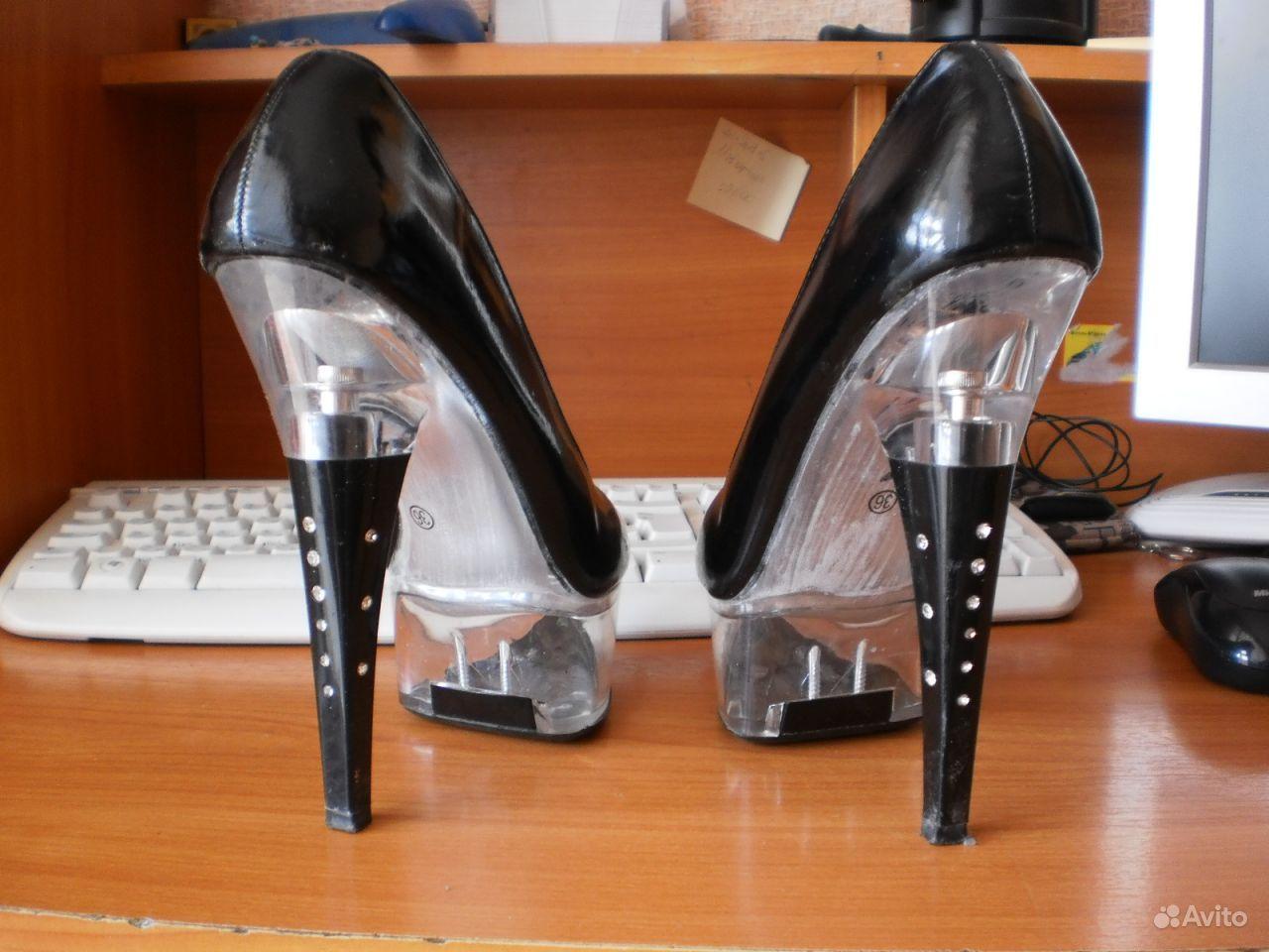 Стрипы обувь б/у казань 4 фотография
