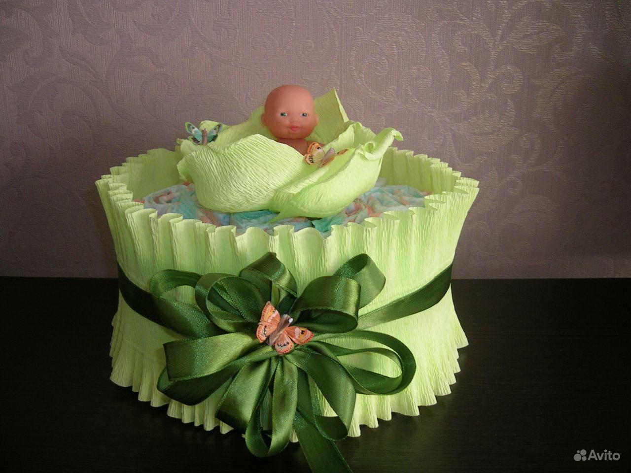 Торт из ползунков своими руками мастер класс