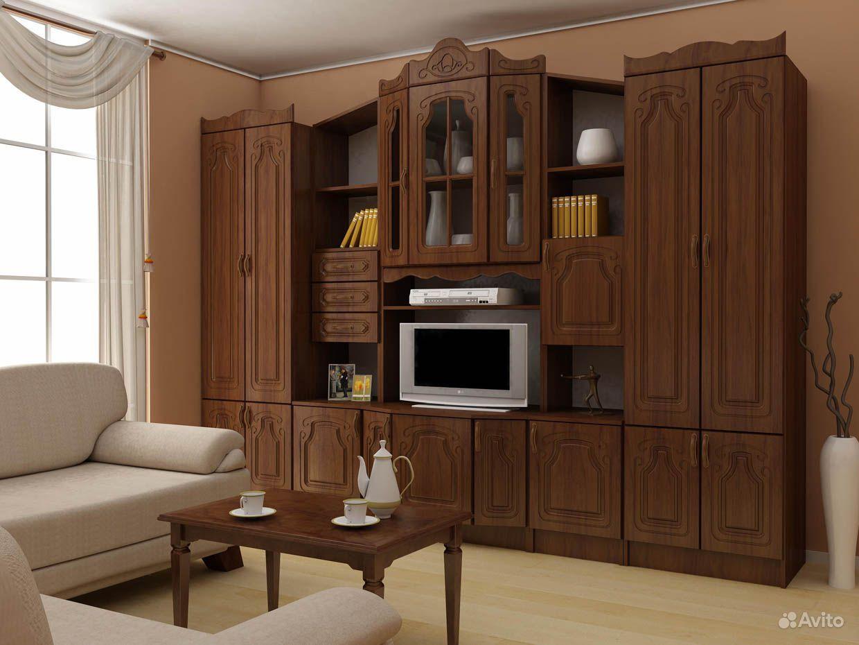 Мебельные Стенки Для Гостиной В Москве