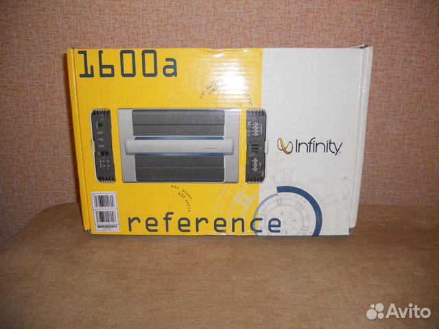 Усилитель infinity1600a