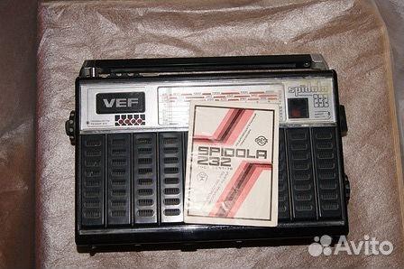 VEF Spidola - 232