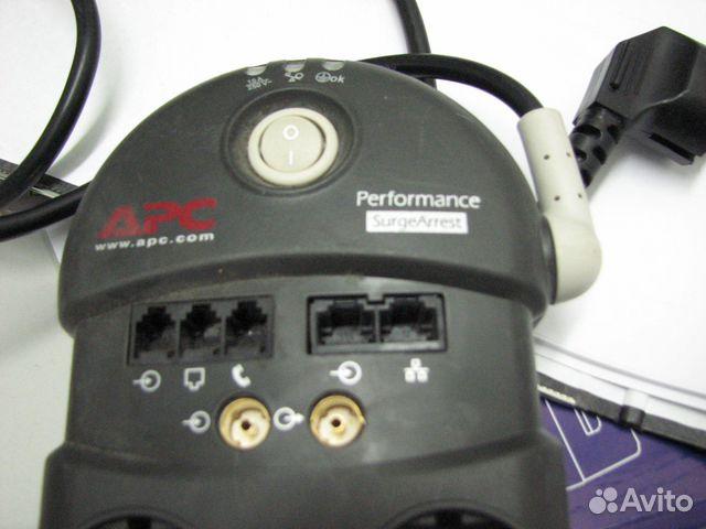 Сетевой фильтр APC Performance