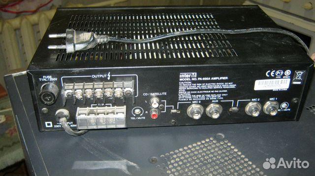 Усилитель Inter M PA-935A