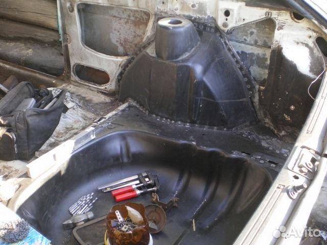 Фото №3 - кузовной ремонт своими руками ВАЗ 2110