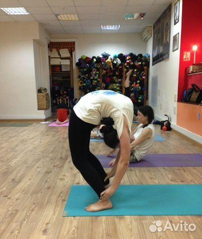 Центр йоги и здоровья на достоевской