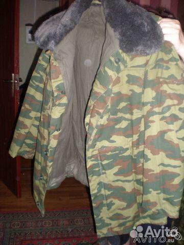 Зимняя Армейская Одежда