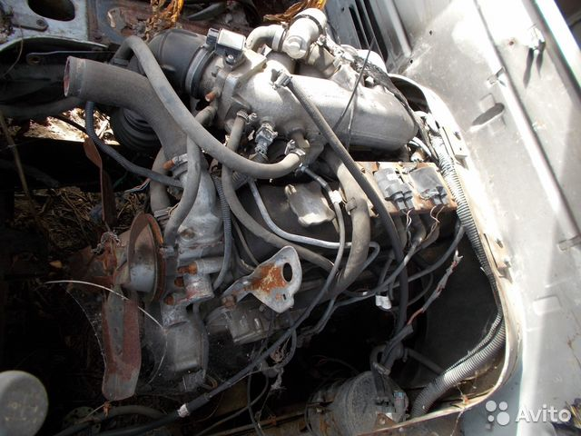 Уаз с двигателем умз 4216
