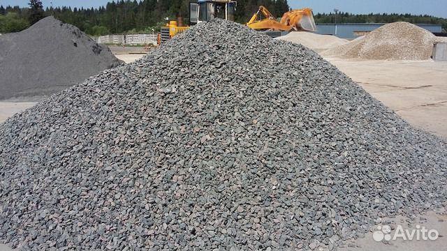 Купить по оптовой цене песок, щебень гранитный, известняковый, гравий и щебень гравийный, керамзит, чернозем
