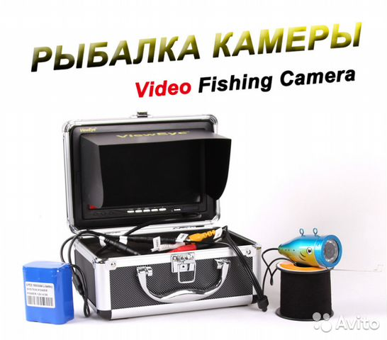 Подводная камера на алиэкспресс на русском