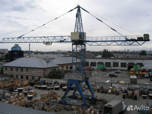 В продаже Кран башенный кб-572Б по доступной цене c фотографиями и описанием, продаю в Барнаул - Кран башенный...