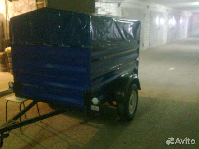 Продажа легковых автоприцепов для перевозк