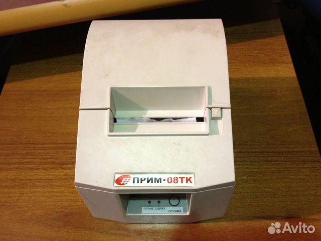 принтер для кассовых чеков