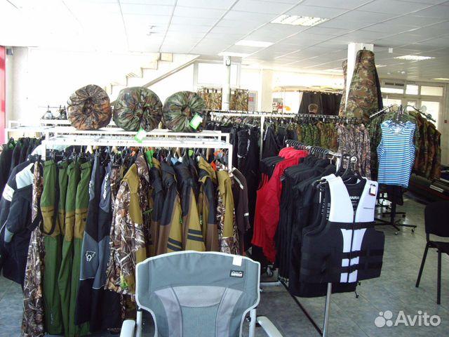 продажа рыболовного магазина в тюмени