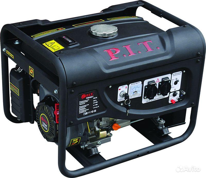 Бензиновый генератор pit бензинового генератора