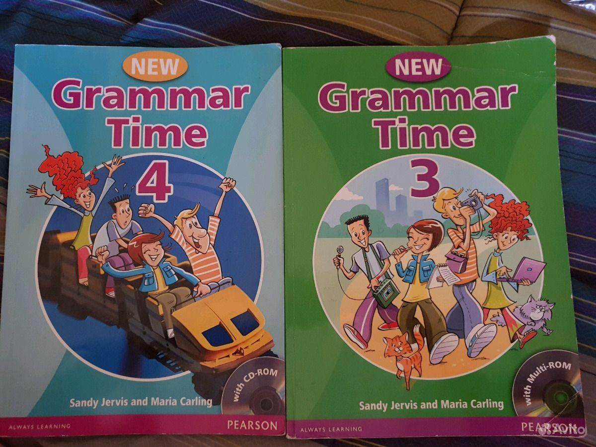 решебник по английскому 3 класс grammar time