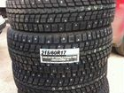 Новые 215/60R17 96T SP Winter ICE 01 шип Dunlop