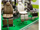 Педикюрное кресло Классик на гидравлике