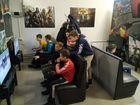 Игровой PlayStation клуб