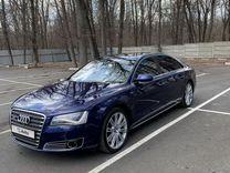 Audi A8, 2012, с пробегом, цена 1 700 000 руб.