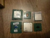 Процессор Intel AMD