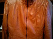 Кожаная куртка — Одежда, обувь, аксессуары в Нижнем Новгороде