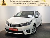 Toyota Corolla, 2014 г., Кемерово