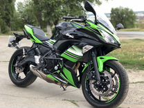 Kawasaki Ninja EX650 2017г ABS limited edition