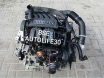 Двигатель BSE 1.6 Volkswagen Caddy Golf Getta — Запчасти и аксессуары в Волгограде
