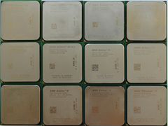 AMD Phenom II x4 Athlon II x2 x3 AM2 AM2+ AM3 AM3+