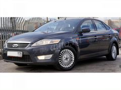 Ford mondeo 4 разборка