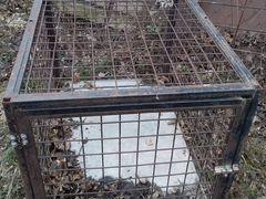 Клетки - сетки для животных