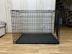 Клетка для больших и средних собак