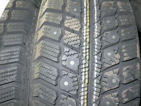 Новые шипованные шины Matador 20555r16