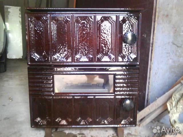 Отопительная печь немецкая  89033472121 купить 1