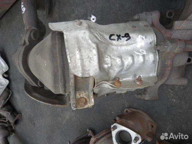 катализатор mazda cx9