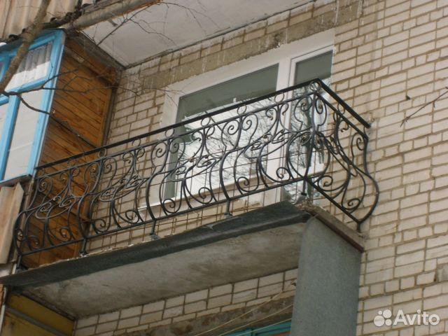 Кованый балкон купить в нижегородской области на avito - объ.