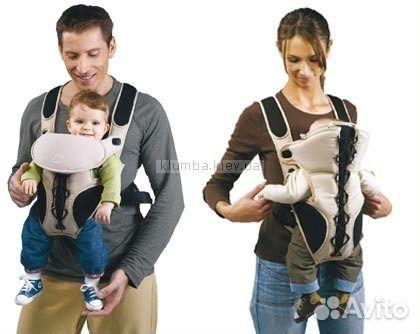 Переноска-рюкзак для детей детские рюкзаки mike-mar
