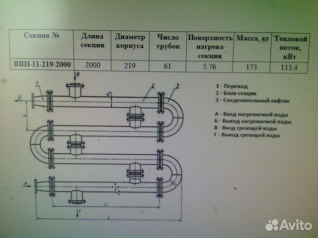 Продам теплообменник трубчатый Пластинчатый теплообменник HISAKA SX-40 Дербент