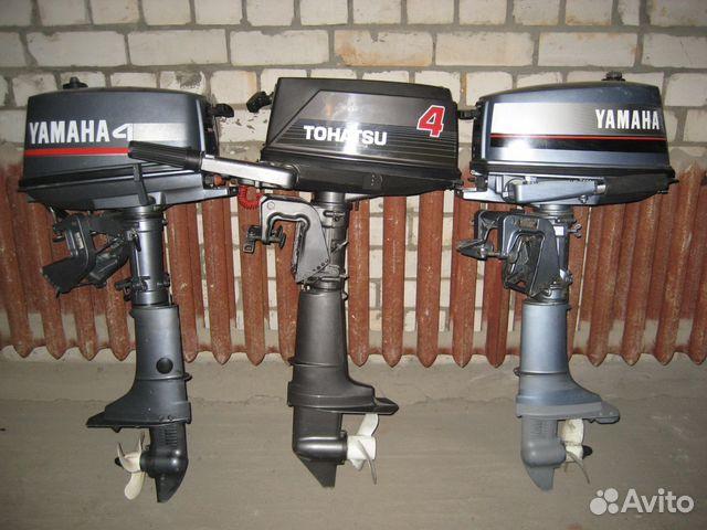 yamaha киров лодочные моторы