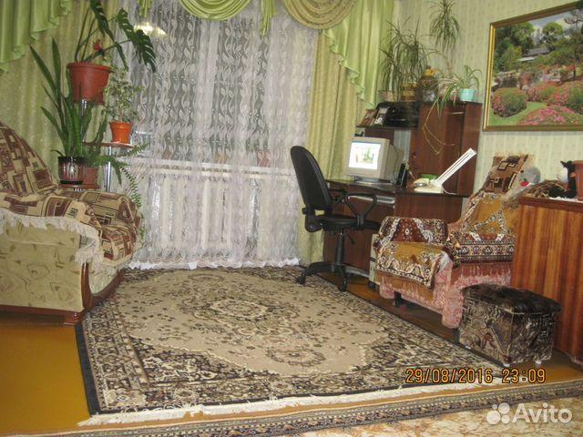 Продается трехкомнатная квартира за 2 100 000 рублей. Курская область, Щигры, ул Мичурина, 78г.
