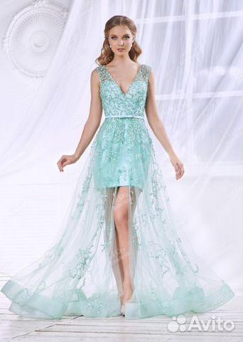 e7109218809 Вечернее платье-трансформер