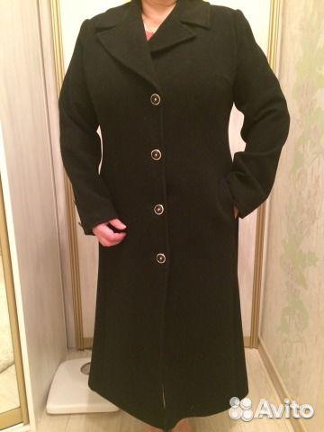 1c4135f1155 Женское кашемировое пальто купить в Красноярском крае на Avito ...