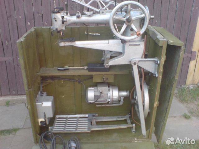 Военная швейная машинка 378