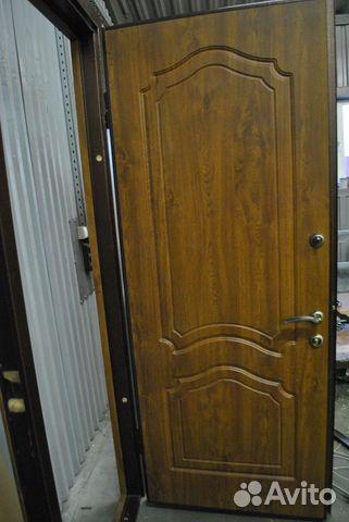 серебряные пруды входные двери
