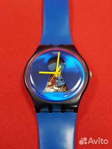 Описание часов swatch v 8