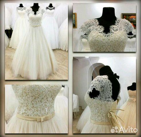 Авито свадебное платье таганрог